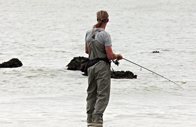rybář s culíkem